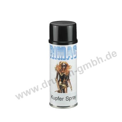 Kupfer- Spray