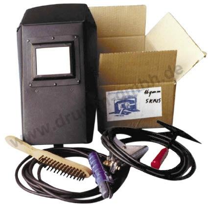 Schweißplatzausrüstung 16 mm², Stecker SK 35