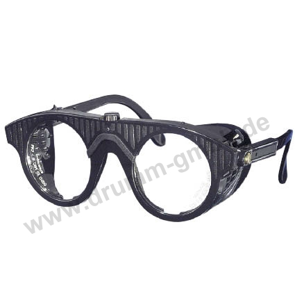 Nylonbrille Ø 50 mm farblos, splitterfrei
