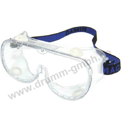 Vollsichtschutzbrille Kunststoff