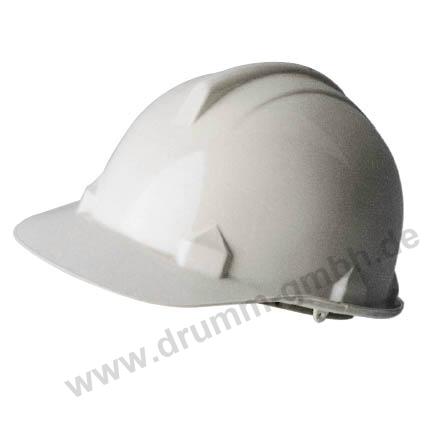 Schutzhelm nach DIN 4841 weiß