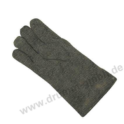Hitzehandschuh 5-Fingerhandschuh Preoxgewebe Typ 530, grün, bis 600°C