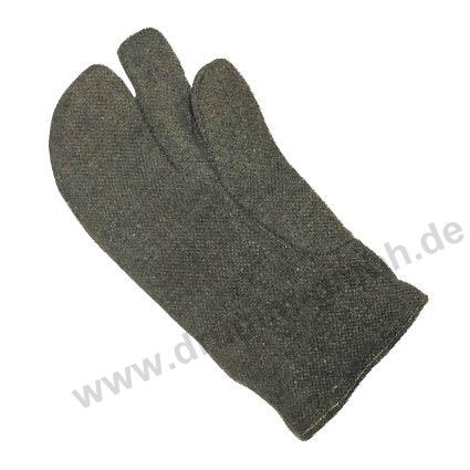 Hitzehandschuh 3-Fingerhandschuhe Preoxgewebe Typ 530, grün, bis 600°C