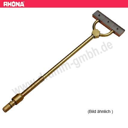 Entrostungsbrenner Propan/Erdgas Anwärmbrenner Schaft Ø: 17 mm Brennerbreite 100 mm Länge 370 mm