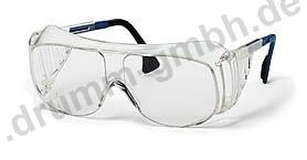 Schutzbrille farblos uvex 9161