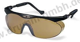 Schutzbrille uvex skyper braun