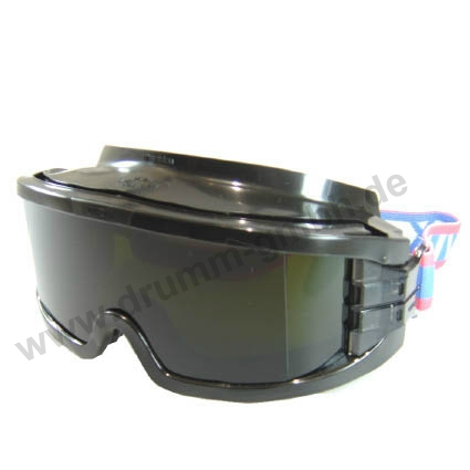 uvex ultra-vision 9301 Scheibe: grün, PC, Schweißerschutz DIN 5
