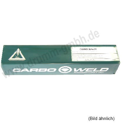 Stabelektroden Carbo Weld CARBO NiFe 31