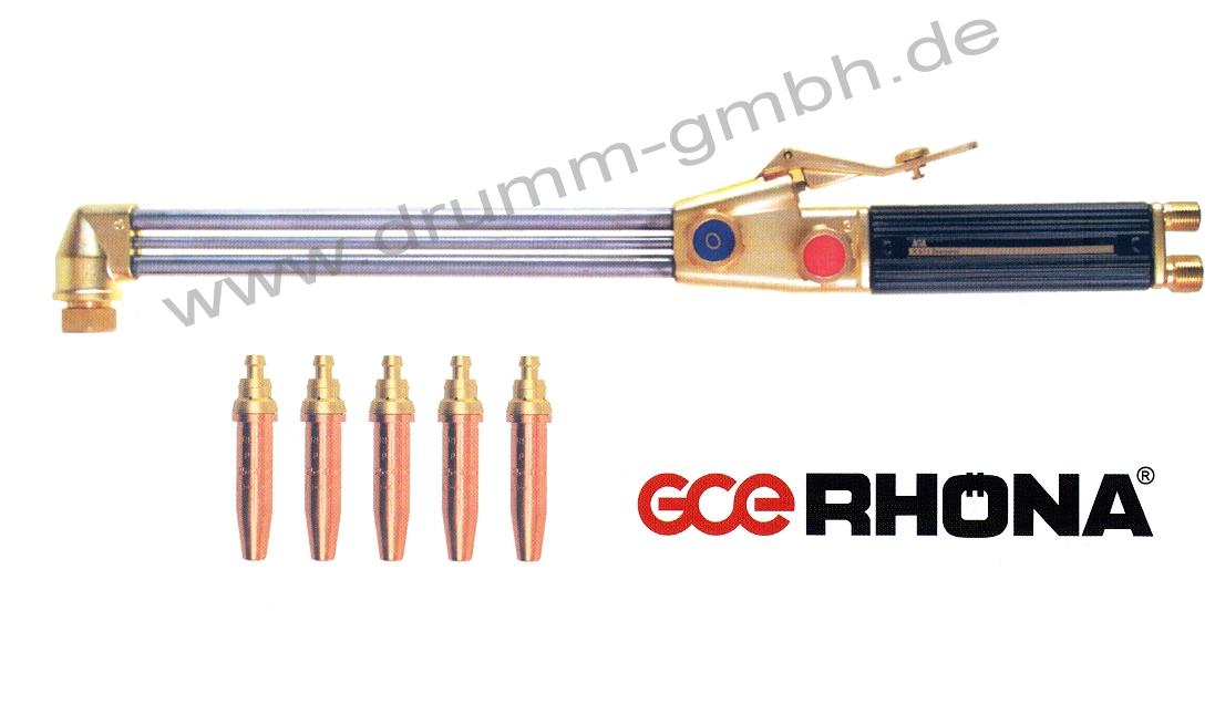 >>Angebot Handschneidbrenner Set Propan 470mm lang