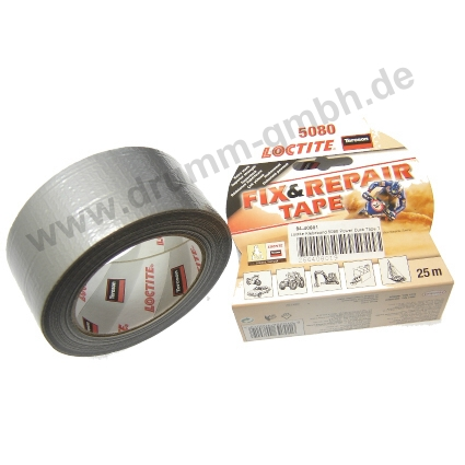 Loctite Klebeband 5080 Power Duck Tape TM silber 50 mm x 25 m