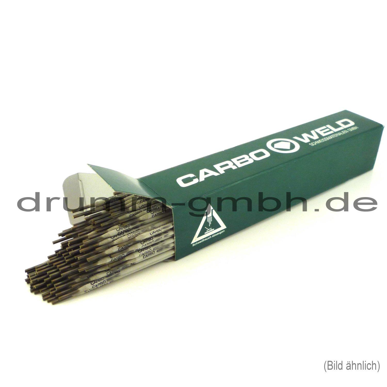 Stabelektroden Carbo RR 6, 2,5 x 350 mm, VPE = 5 kg/252 St.
