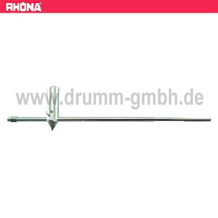 Zirkelstange mit Körnerspitze Kreis Ø bis 800 mm