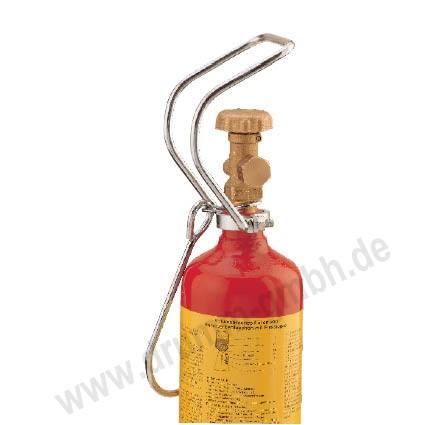 Schutzbügel für Kleinstflasche als Transportschutz nach GGVS (zur Nachrüstung)