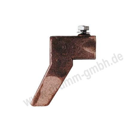 Kupferstücke CU- blank Lomat
